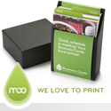 moo.com business card printing
